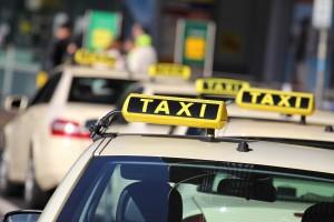 Taxiortung