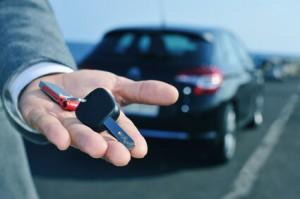 Rent-A-Car-Ortung