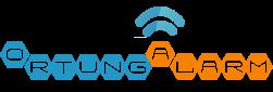 Ortung Alarm Logo